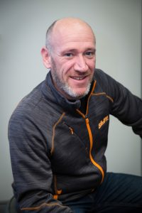 Scott Haller, Canadian-Trained Osteopath at Shift Rehabilitation